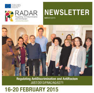RADAR Newsletter 1