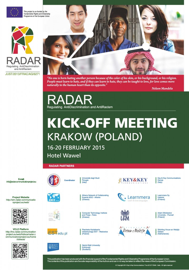 poster meeting in krakow