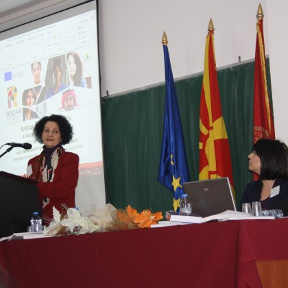 "International Conference at the University of Shtip ""Goce Delcev"" Shtip"